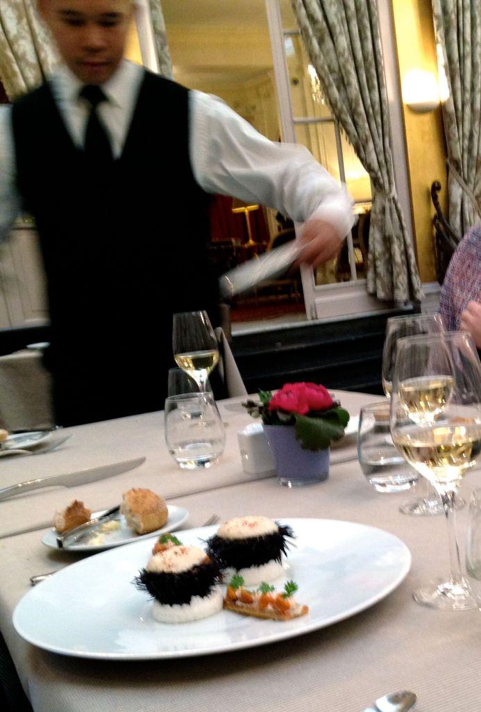 restaurant haute cuisine