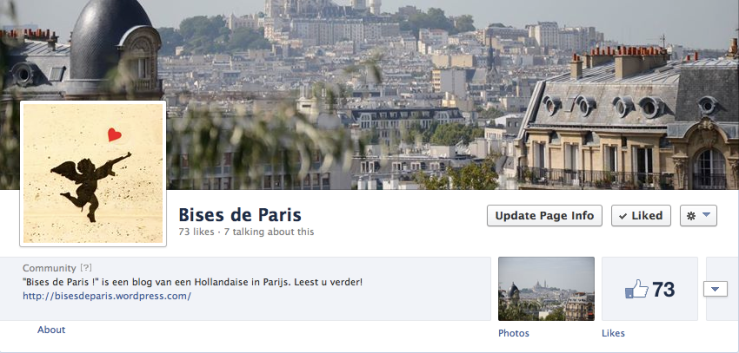 Bises de Paris ! op Facebook