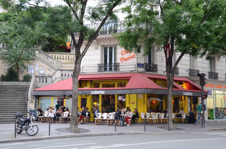 Café Francis Labutte
