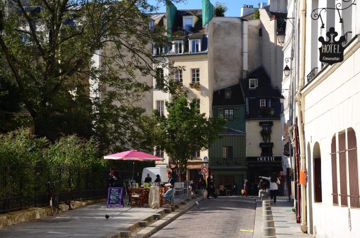 Parijs-zomer